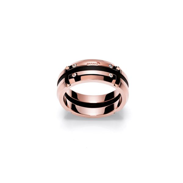 Baraka Italian luxury jewellery Ring Prive Leisure Safijen fashion boutique