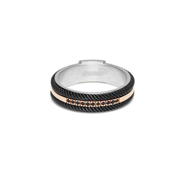 Baraka Italian luxury jewellery 316L Collection Tematica Safijen fashion boutique