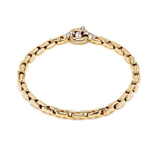 Gold bracelet Baraka Italian luxury jewellery Ritmika Leisure Pfaeffikon SZ