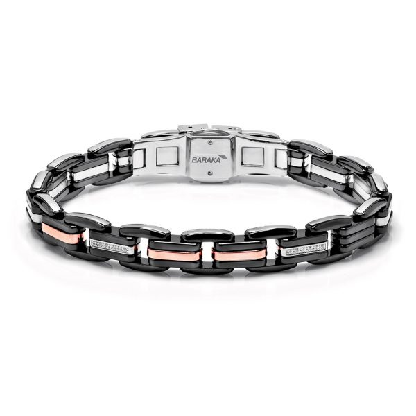 Bracelet Explore Freetime Baraka Italian luxury jewellery for man Safijen boutique Pfaeffikon SZ