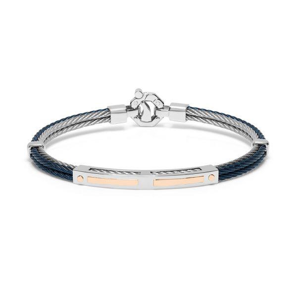 Tematica 316L bracelet for man Baraka jewellery Safijen boutique Pfaeffikon SZ